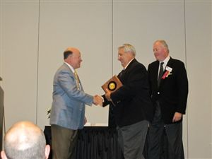 Phil Clemens presented with AMI s Edward C. Jones Community Service Award